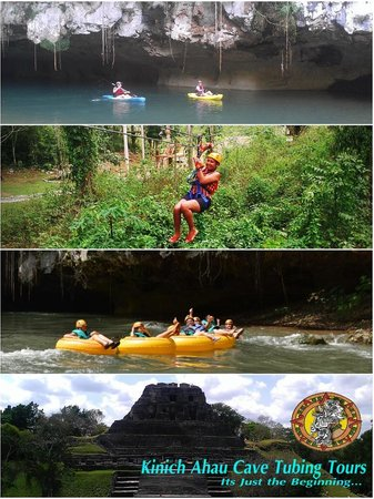 Kinich Ahau Cave Tubing Tours: Your Best Adventure is waiting!!! BOOK NOW