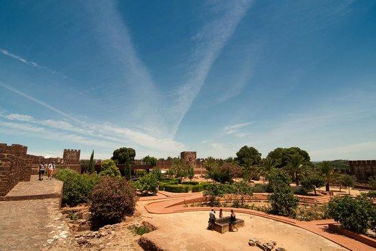 Castelo de Silves : Borgen