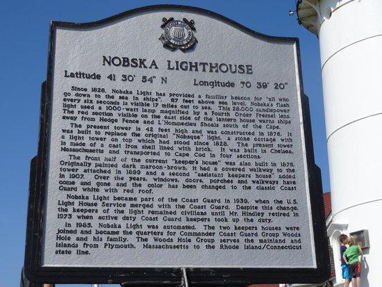 Nobska Point Lighthouse: Nobska