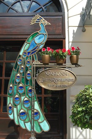 Hera Hotel : Entrance to hotel