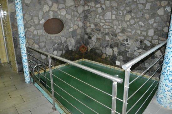 Grifo Hotel Charme & SPA: Piscina termale