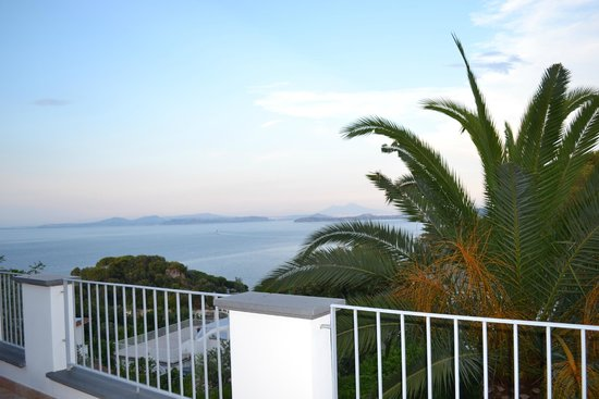 Grifo Hotel Charme & SPA: Panorama dalla terrazza