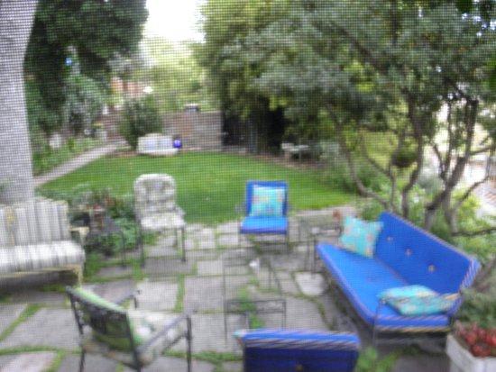 Surgeon's House : Gardens