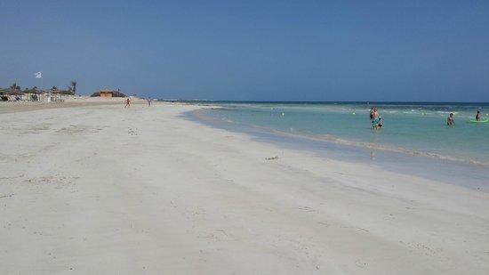 Seabel Rym Beach : spiaggia rym beach djerba