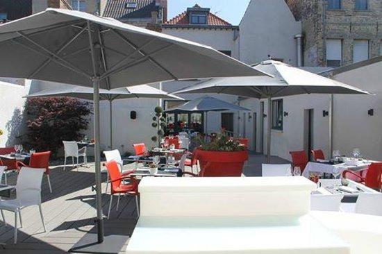 restaurant au bistronome dans saint omer avec cuisine fran aise. Black Bedroom Furniture Sets. Home Design Ideas