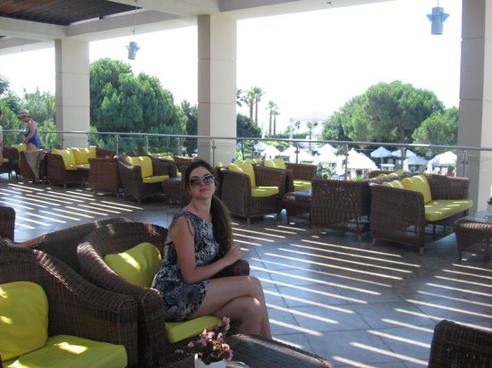 Limak Atlantis Deluxe Hotel & Resort: Бар