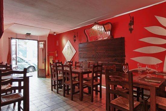 Palapa Restaurant & Bar: -THE DOOR- LA PUERTA DEL LOS SABORES...