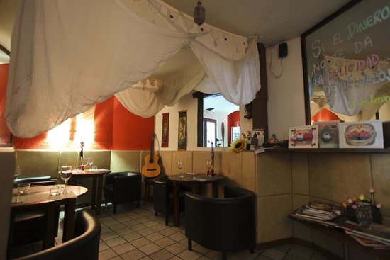 Palapa Restaurant & Bar : -LIVING- LO MAS ROMANTICO Y DISCRETO...