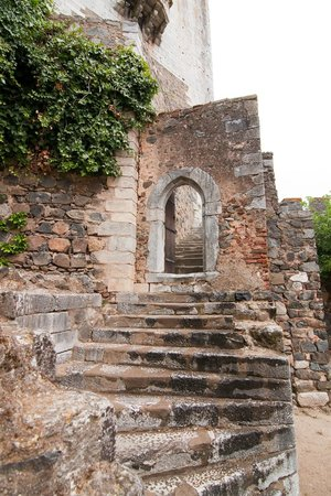 Castelo de Beja: Flot trappe