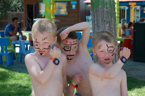 Club MAC Alcudia: Pirate Day in Camp Mac