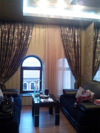 Roma Hotel Complex : Наш номер
