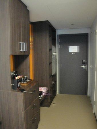 Thon Hotel EU : l'entrée