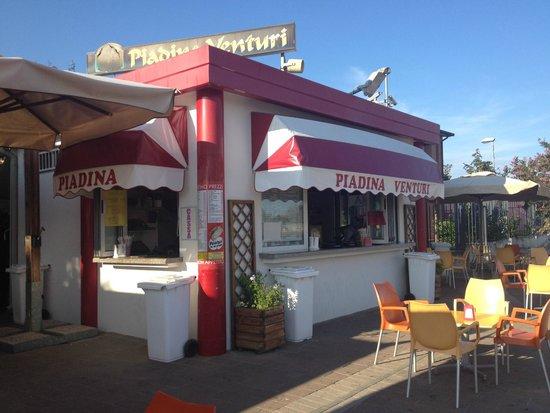Piadina venturi porto garibaldi restaurant bewertungen telefonnummer fotos tripadvisor - Bagno venere porto garibaldi ...