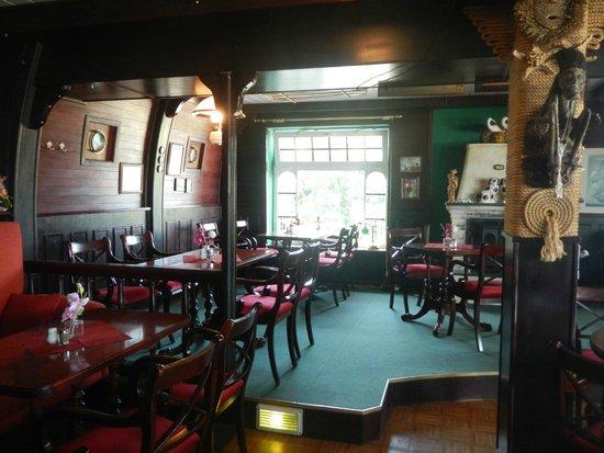 Graal-Mueritz, Jerman: Restaurant