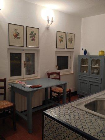 Regaleali: Kitchen