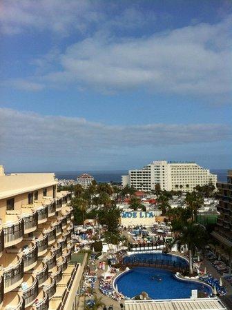 Dream Hotel Noelia Sur: Desde terraza