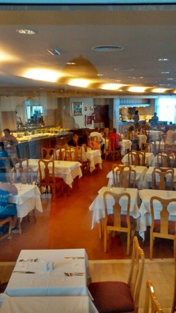 Relaxia Olivina : salle a manger