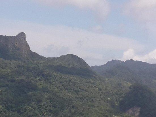 Luxury Camping Panama: Picacho peak