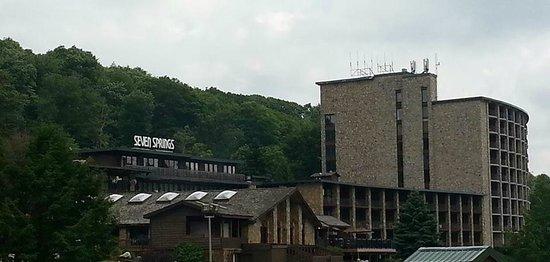 Seven Springs Mountain Resort : Resort