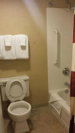 Residence Inn Cincinnati North/Sharonville : bathroom