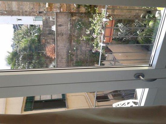 Sorrento Flats: vista dal balconcino