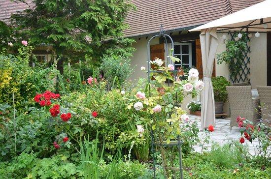 Le Clos Fleuri : Jardin d'été/ Summer garden