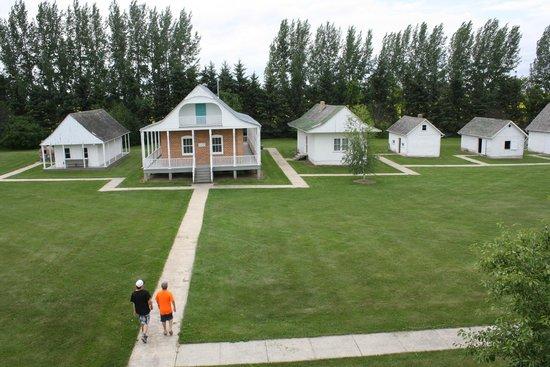 Kamsack, Canada: Doukhobour Heritage Village