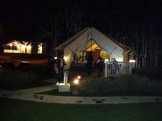 Luxury Camping Panama: camping