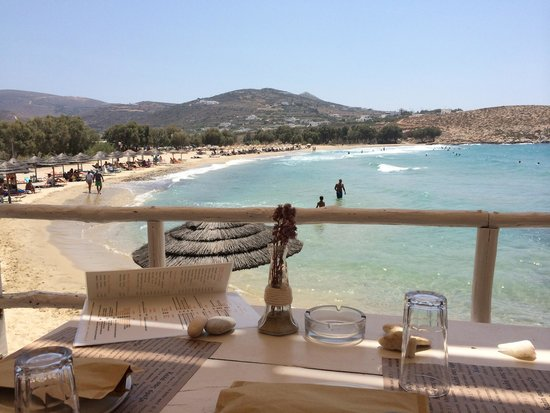Archipelagos Resort Hotel : Parsporos Beach , 5 Min. Away from the Hotel by car