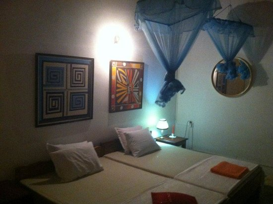 Sujatha's Homestay: Our room