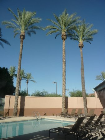 Hyatt Place Scottsdale/Old Town : la piscine