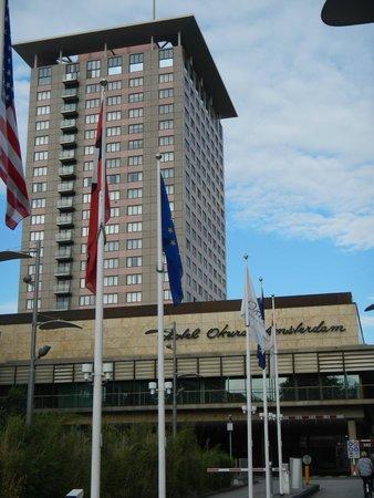 Hotel Okura Ámsterdam: Extérieur