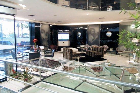 Da Vinci Hotel & Conventions : Lobby