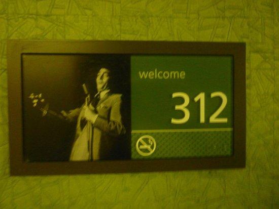 Hampton Inn Tropicana: N° des chambres