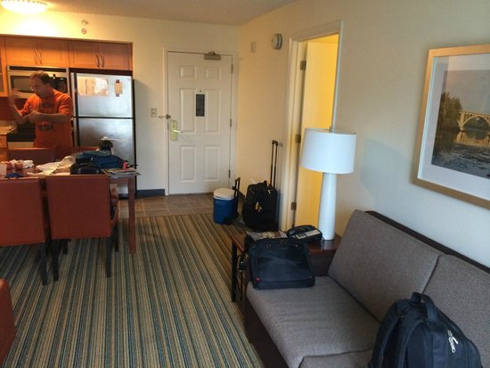 Residence Inn Arlington Pentagon City: Quarto