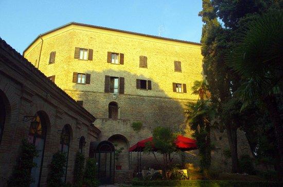 Relais Palazzo Viviani : facciata