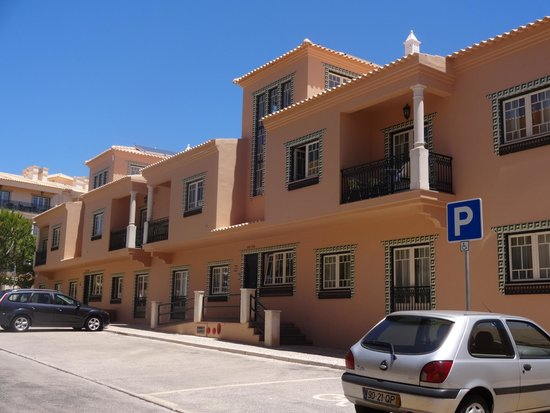 Quinta Pedra dos Bicos : Our apartment block 13