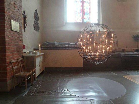 Domkirche Stockholm (St.-Nikolai-Kirche): Interior de la Catedral