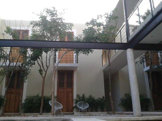 Koox Casa de las Palomas Boutique Hotel : 1