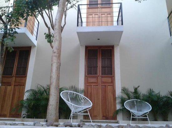 Koox Casa de las Palomas Boutique Hotel : 3