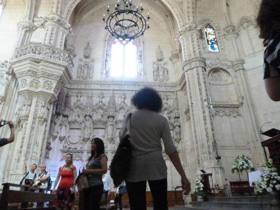 Monasterio de San Juan de los Reyes: San Juan de los Reyes