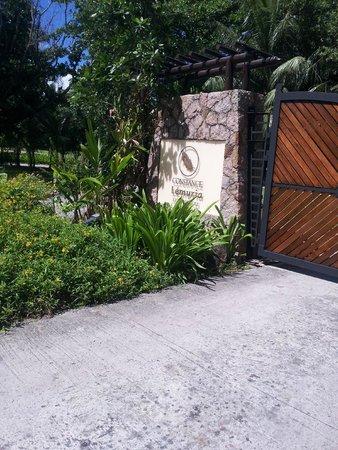 Anse Georgette: Ingresso Resort Lemuria