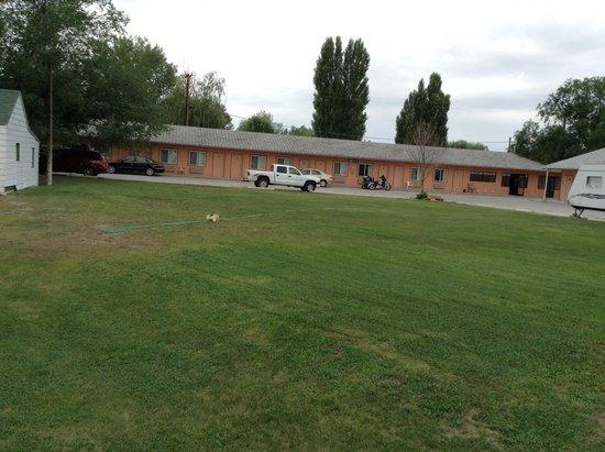 Wheels Motel: South A