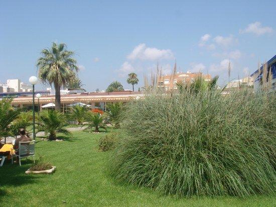 Parador de Benicarló: Vista desde la piscina