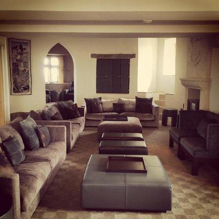 Roch Castle Hotel: Sun Lounge