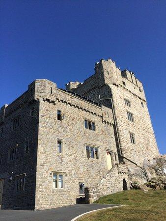 Roch Castle Hotel: Beautiful views