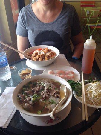 Saigon's Baguettes: Small place Huge Flavour