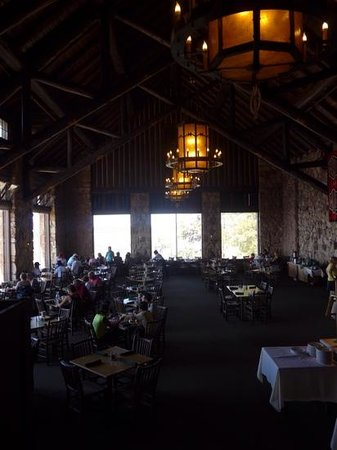 Grand Canyon Lodge - North Rim: Dining room