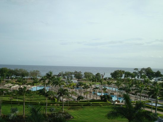 Hotel Riu Palace Costa Rica: View from deck