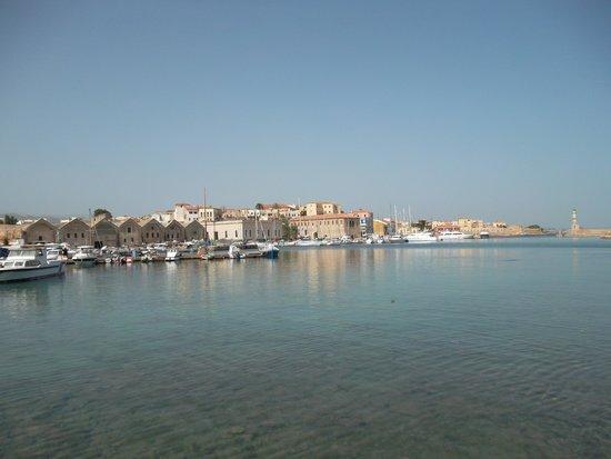 Old Venetian Harbor : The Venetian Harbour